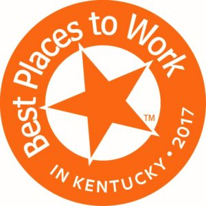 2017 Best Places to work in KY