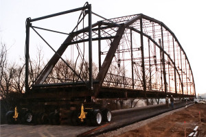 Self-Propelled-Dollies-Bridge-Transport