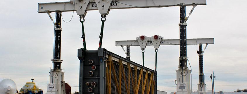 Rail Offload