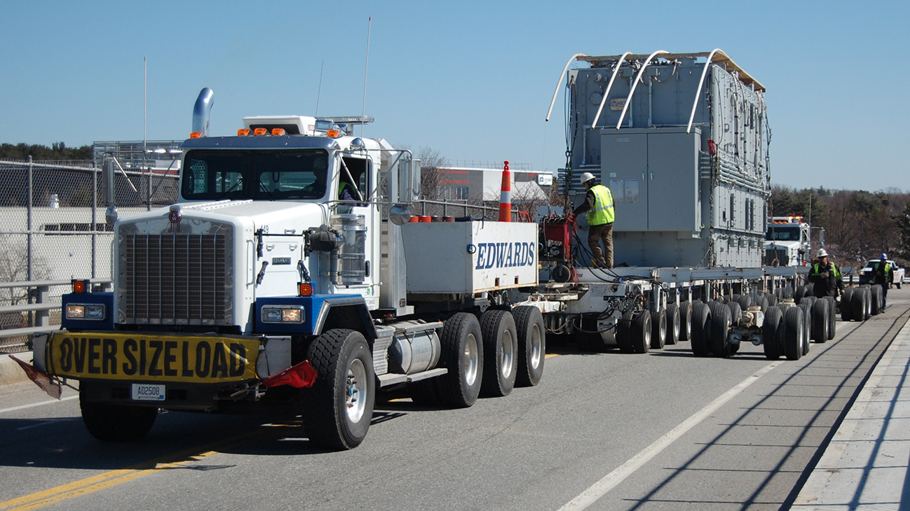 Heavy Transport Equipment Edwards Moving Amp Rigging