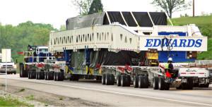Suspension Beam Transport